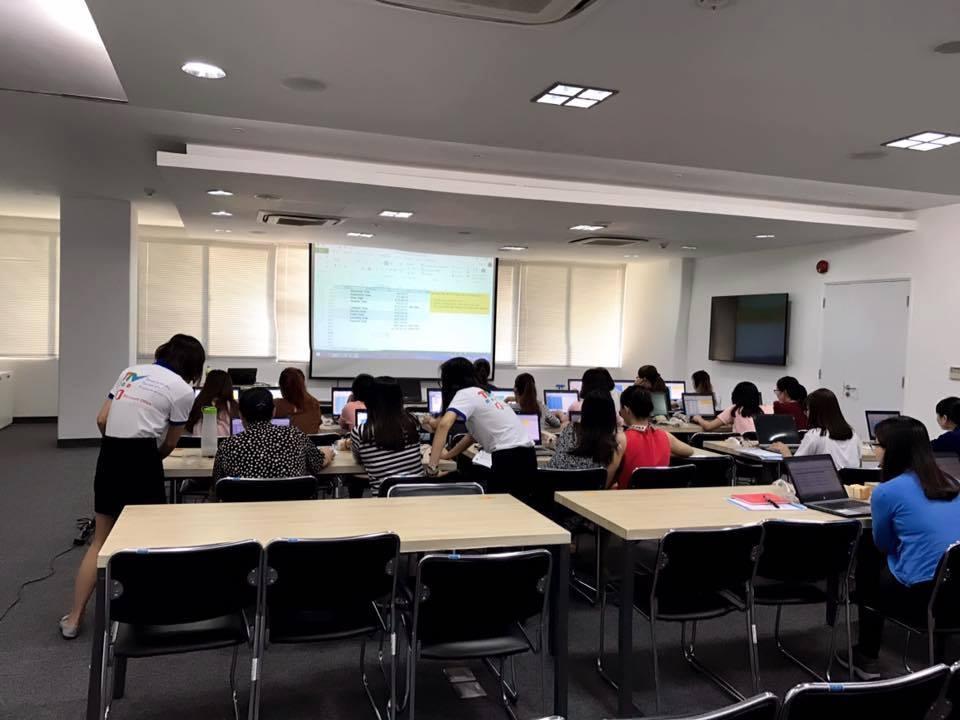 Trung Tâm Dạy Tin Học Văn Phòng Tại Hà Nội