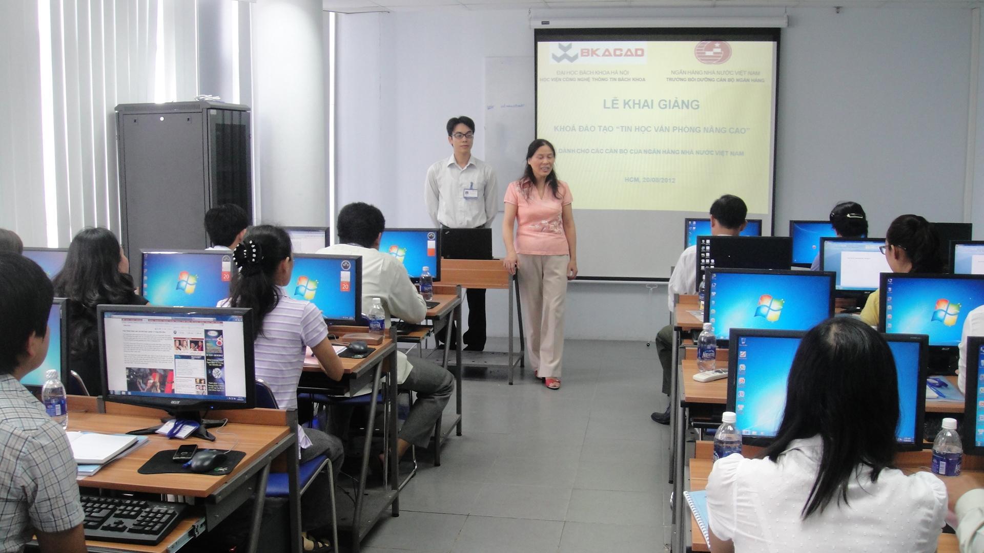 Khóa Tin học Văn phòng nâng cao