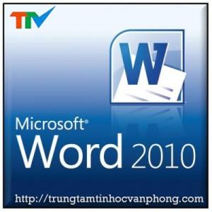 giáo trình word 2010
