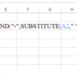 Cách đọc những công thức Excel phức tạp
